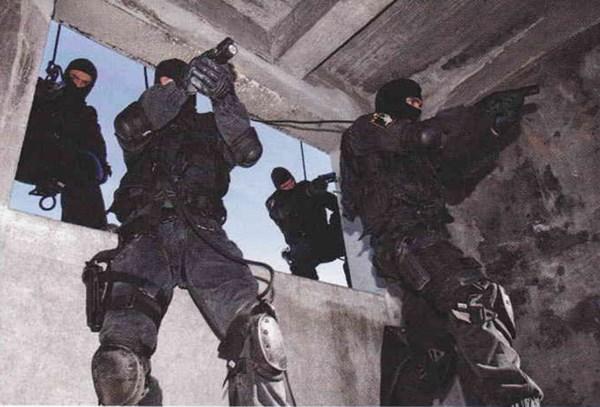 Nhân sự của đặc nhiệm GOE được tuyển chọn từ các nhân viên an ninh quốc gia dày dặn kinh nghiệm, những sỹ quan xuất sắc trong lực lượng lục quân và hải quân Bồ Đào Nha.