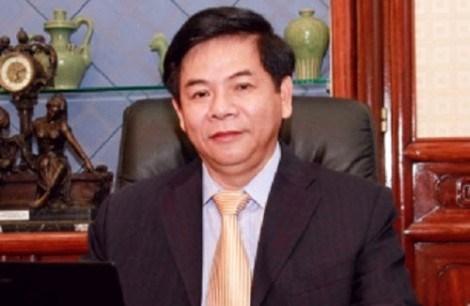 Ông Phạm Trung Cang.