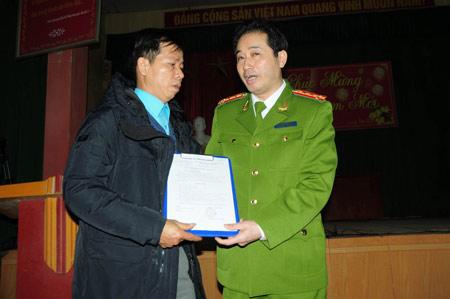 Ông Nguyễn Thanh Chấn trở thành người vô tội