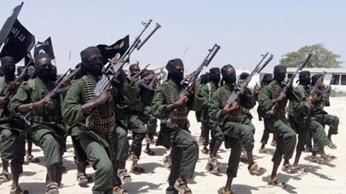Nhóm phiến quân al-Shabaab (Ảnh: AP)
