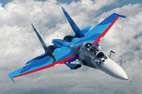 Chiến đấu cơ dòng Su-30 của Nga tiếp tục đạt nhiều thành công trong năm 2013.