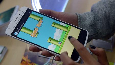 Trò chơi flappy Bird đã bị gỡ bỏ