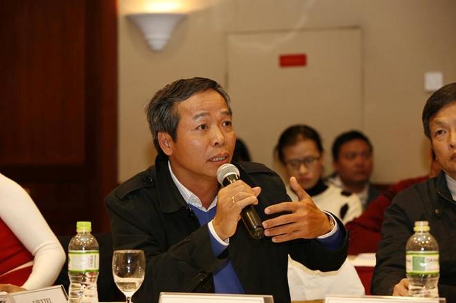 Ông Nguyễn Trung Chính, CEO Công ty CMC: