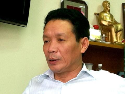 Ông Hoàng Vĩnh Bảo - Cục trưởng Cục Phát thanh truyền hình và Thông tin điện tử (Bộ Thông tin - Truyền thông).