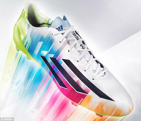"""Siêu vũ khí """"adiZero F50"""" của Messi"""