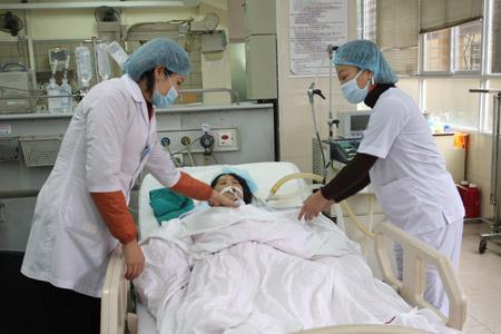 Giá giường bệnh loại 1 như thế này ở BV Bạch Mai sẽ tăng từ 70.000 lên 90.000 đồng/ngày.