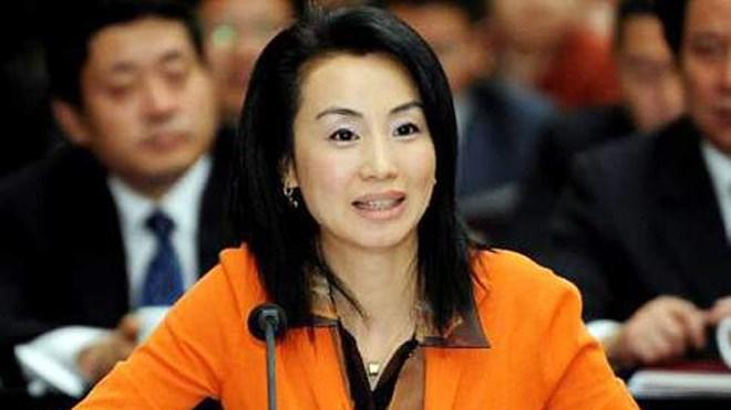 Tỷ phú Liu Yingxia. Ảnh: SCMP