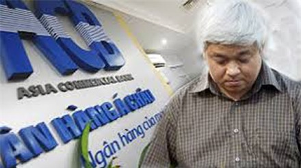 Tiếp tục điều tra các Ngân hàng nhận tiền gửi vượt trần của các nhân viên Ngân hàng ACB.