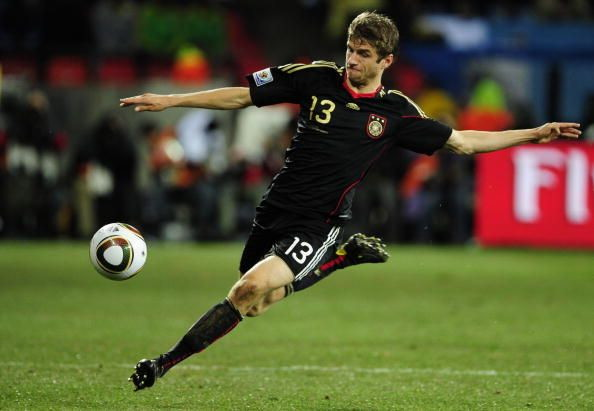 Barcelona sẵn sàng chi 45 triệu euro để có Thomas Muller