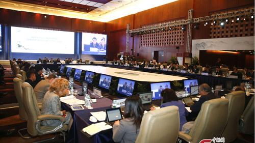 Cuộc họp giữa quan chức các nước trước thềm APEC 2014 ngày 25.2 tại Bắc Kinh (Trung Quốc) (Nguồn ảnh: cri.cn/VOV)