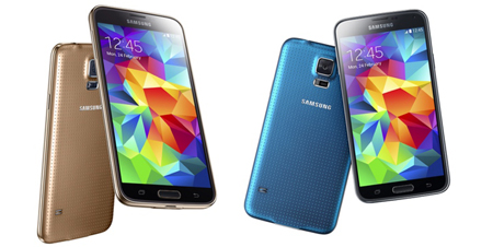 Galaxy S5 bị chê là thiết kế