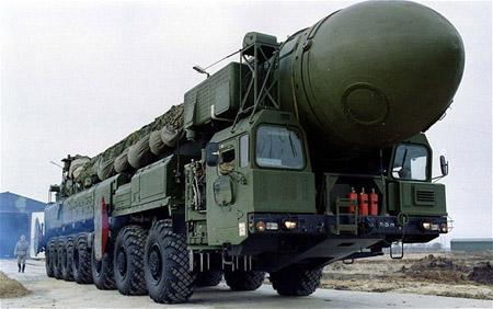 Nga nắm trong tay kho vũ khí hạt nhân đủ để hủy diệt cả hành tinh.