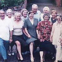 15 người anh em ruột  già nhất thế giới