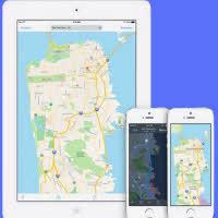 """Apple Maps sẽ được """"đại tu"""" trên iOS 8"""
