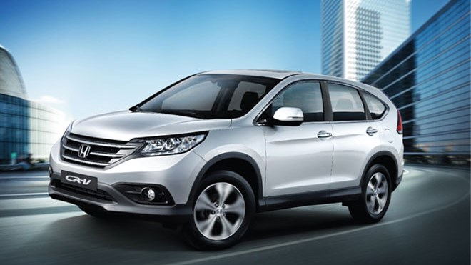 Honda CR-V mới