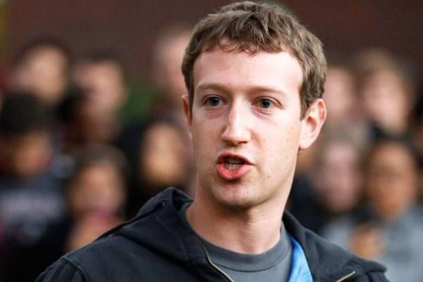 Zuckerberg đã có cuộc điện đàm đầy gay gắt với Tổng thống Mỹ. (Ảnh: thedailybeast.com)