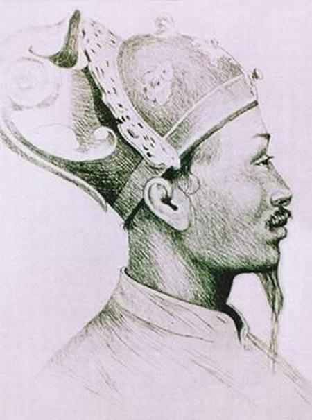 Vua Tự Đức (Ảnh minh họa).
