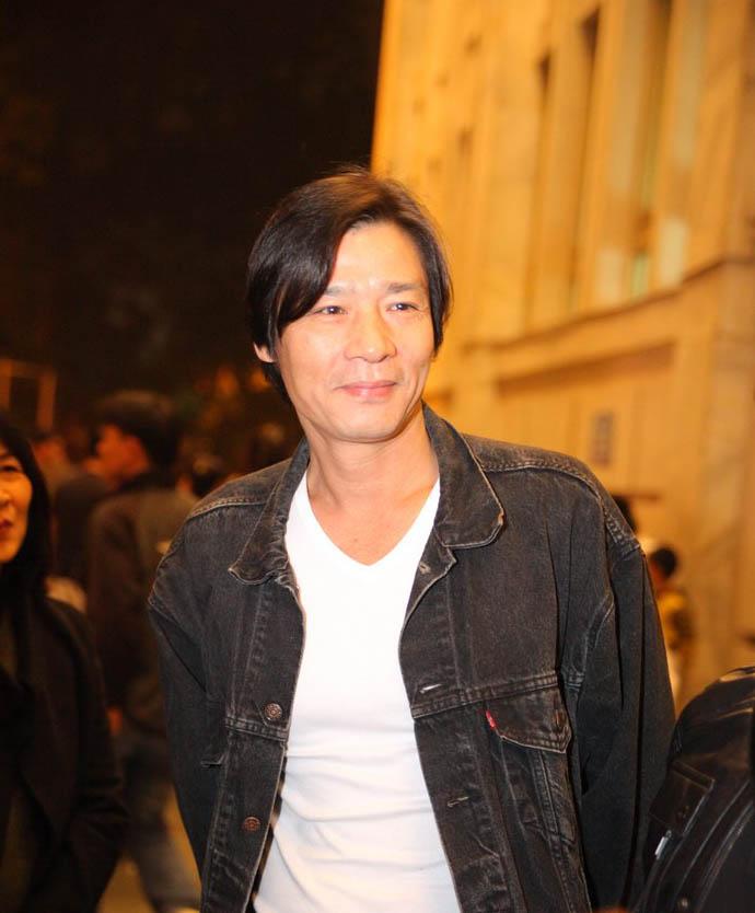 Diễn viên Võ Hoài Nam