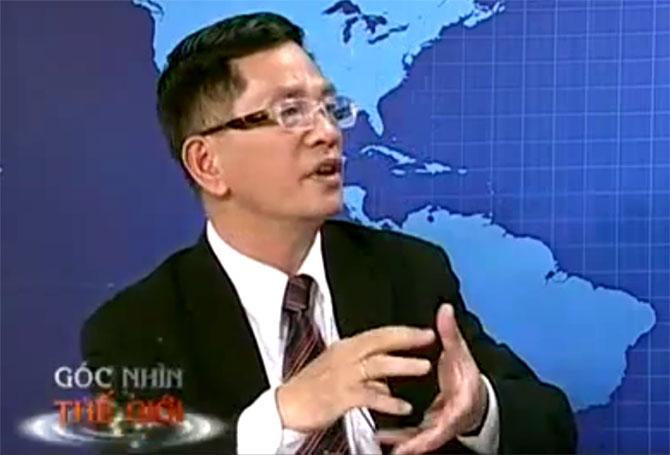 TS Nguyễn Cảnh Toàn - chuyên gia nghiên cứu về Nga và các nước SNG thuộc Trung tâm Nghiên cứu châu Âu.