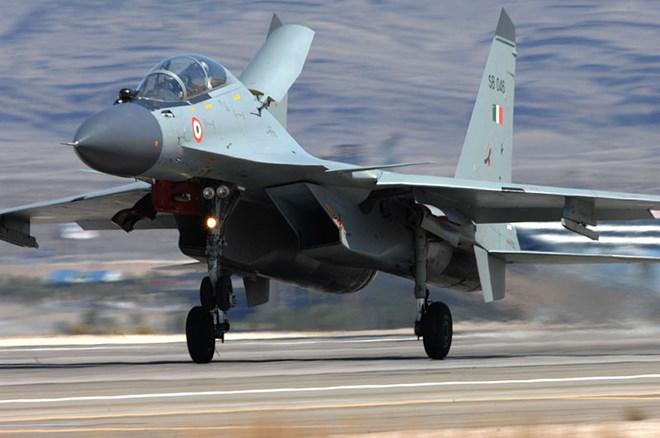 Máy bay chiến đấu Sukhoi Su-30. (Nguồn: airforce-technology.com)