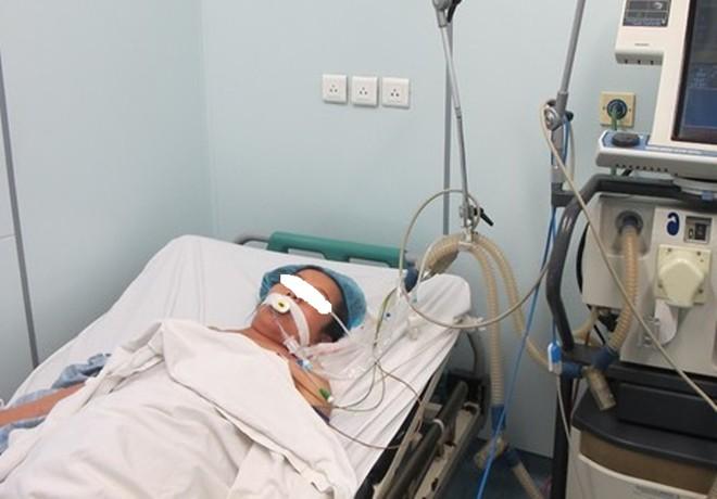 Sau 7 ngày nằm điều trị, thai phụ L. đã được gia đình đưa về quê và tử vong tại nhà riêng.