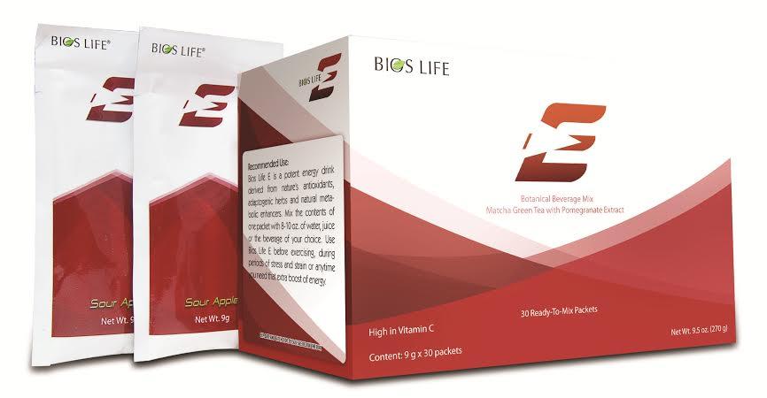 Sản phẩm Bios Life E của Công ty Unicity.