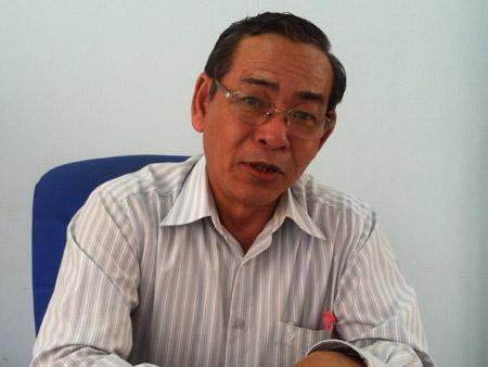 Ông Dương Văn Nhân (ảnh) - Phó Chủ tịch Hội ND TP.HCM