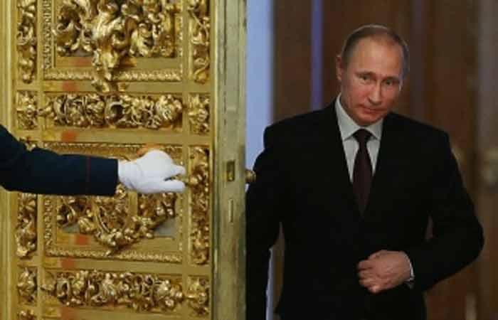 Tổng thống Vladimir Putin được người dân Nga đánh giá cao nhất trong những năm gần đây.