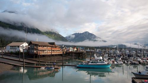 Hàng nghìn người muốn sáp nhập bang Alaska (Mỹ) vào Nga (Ảnh: RIA Novosti)