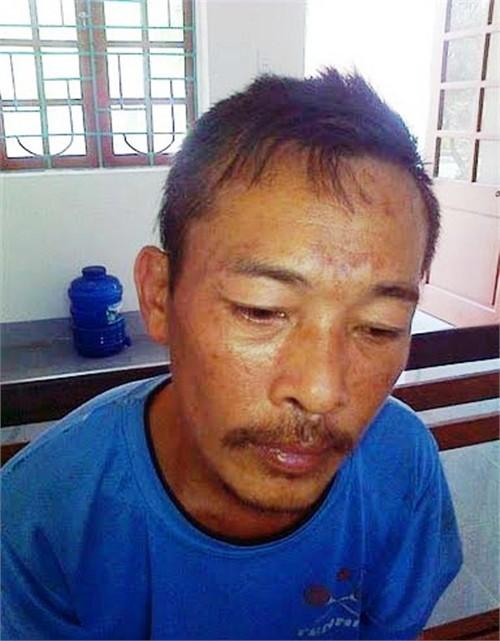 Hung thủ Nguyễn Minh Mận