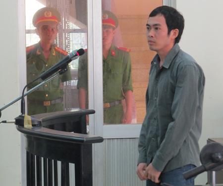 Nguyên thiếu úy Nguyễn Thân Thảo Thành kêu oan.