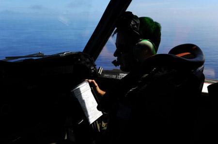 Máy bay AP-3C Orion của Australia đang tham gia tìm kiếm MH370