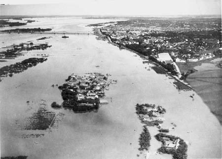 Sông Hồng mùa nước lên, năm1929
