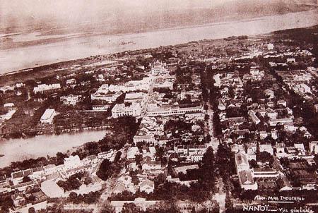 Góc phía Nam thành phố, năm 1930
