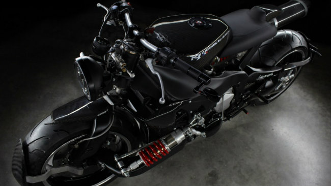 chi tiet yamaha r1 caferacer lazareth den tu tuong lai hinh anh 5