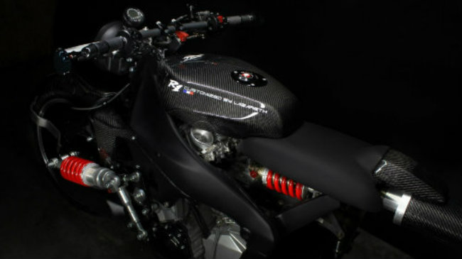 chi tiet yamaha r1 caferacer lazareth den tu tuong lai hinh anh 11