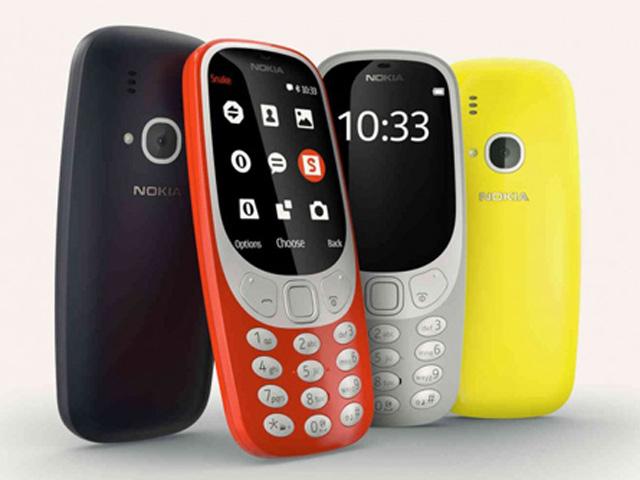 Nokia 3310 mới về Việt Nam với giá gần 2 triệu đồng