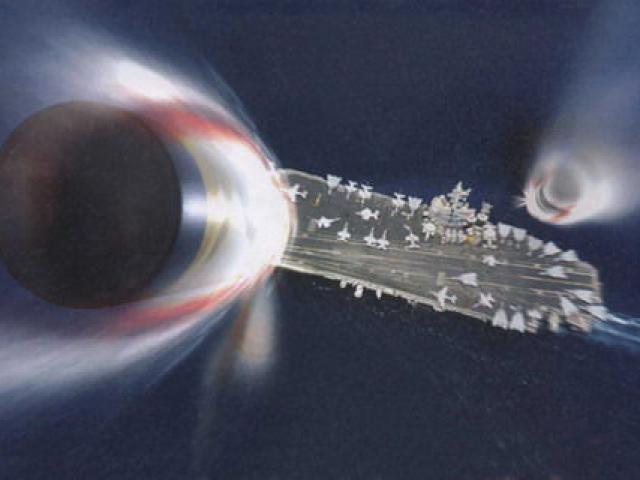 5 cách Nga-Trung có thể đánh chìm siêu tàu sân bay Mỹ