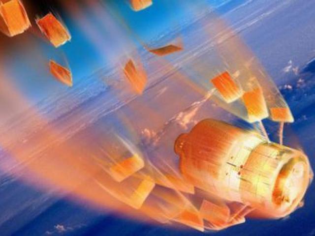 Trạm vũ trụ Trung Quốc sắp trút chất kịch độc xuống Trái đất?