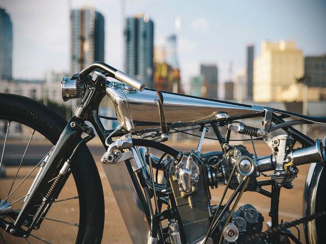 Tuyệt phẩm Supercharged KTM: Nghệ thuật vị nghệ thuật