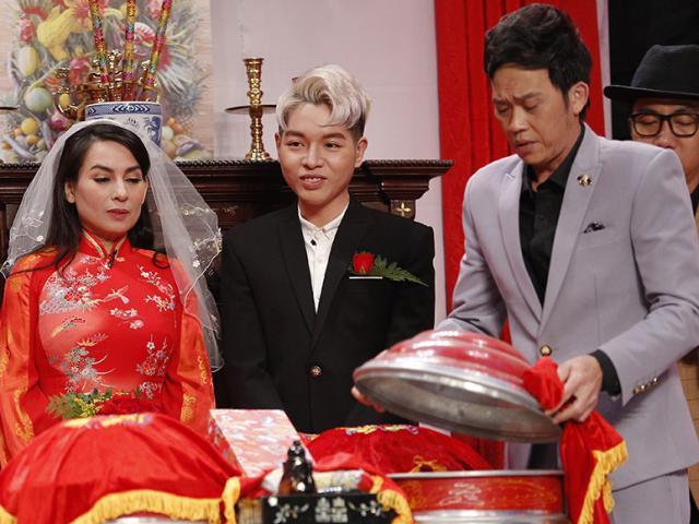 """Hoài Linh: """"Phi Nhung từng xin mẹ hỏi cưới tôi"""""""