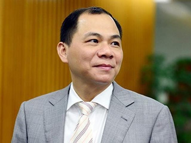 """Tài sản của 2 tỷ phú Phạm Nhật Vượng, Nguyễn Thị Phương Thảo """"tăng chóng mặt"""""""