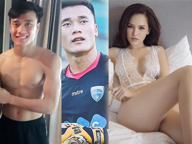 """Dàn """"sắc nước hương trời"""" chết mê Bùi Tiến Dũng U23 Việt Nam"""