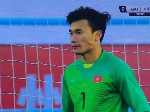 """Gương mặt """"không góc chết"""" của Bùi Tiến Dũng, nam thần tuyển U23 Việt Nam"""