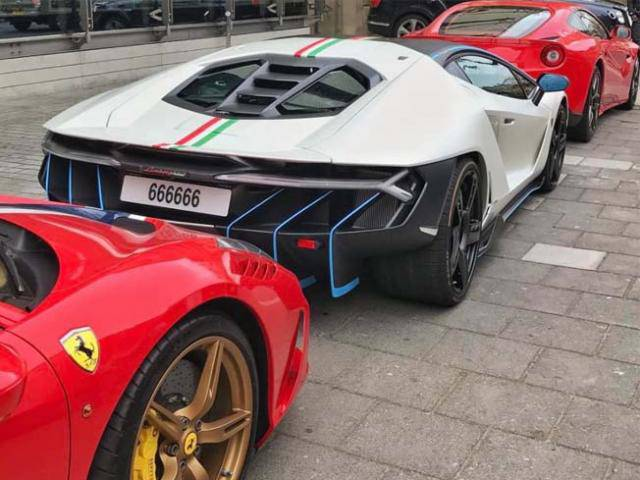 Thú vui của thái tử ăn chơi bậc nhất quốc gia giàu nhất thế giới Qatar