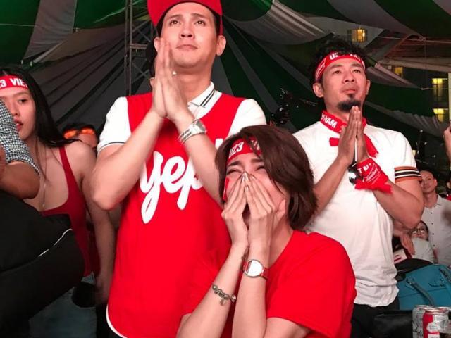 U23 Việt Nam - U23 Uzbekistan: Sao Việt òa khóc vì bàn thua ở phút cuối