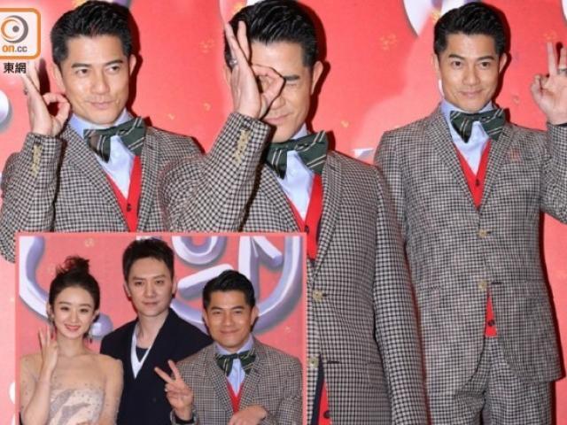 Quách Phú Thành xác nhận Triệu Lệ Dĩnh và Phùng Thiệu Phong đang hẹn hò