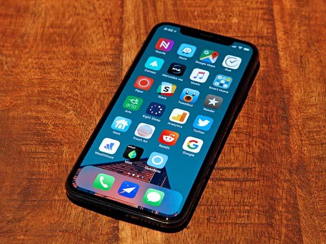 Rò rỉ chiếc điện thoại Android có tỷ lệ màn hình cao hơn iPhone X