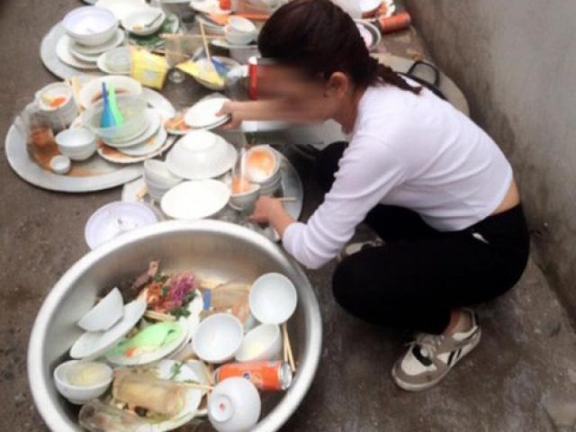 Nỗi khiếp đảm của nàng dâu phải rửa bát suốt 7 ngày Tết