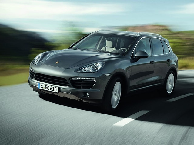Cayenne mới có thể là chiếc Porsche cuối cùng trang bị động cơ diesel